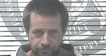 JEREMY HOLBROOK - 2017-07-21 07:34:00, Harrison County, Mississippi - mugshot, arrest