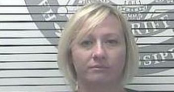 REBECCA MAYEUX - 2017-07-21 10:28:00, Harrison County, Mississippi - mugshot, arrest