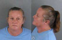 Hooper, Kimberly Helton - 2017-07-22 15:22:00, Gaston County, North Carolina - mugshot, arrest