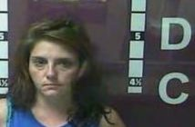 JULIA BROCK - 2017-07-26 19:26:00, Madison County, Kentucky - mugshot, arrest