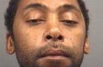 PIERRE RUSH - 2017-07-27 00:17:00, Rowan County, North Carolina - mugshot, arrest
