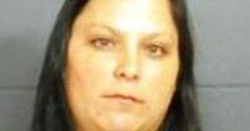 BEVERLY PEREZ - 2017-08-11, Lamar County, Texas - mugshot, arrest