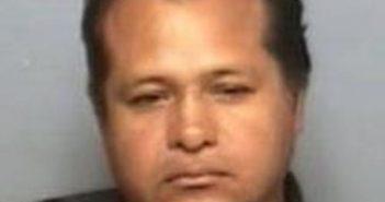 LIZANDRO OCHOA-CASPETA - 2017-08-12, Madison County, Arkansas - mugshot, arrest