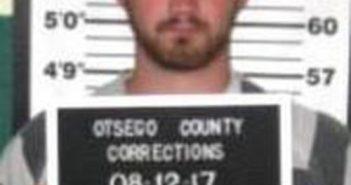 MATTHEW LONG - 2017-08-12 12:33:00, Otsego County, New York - mugshot, arrest