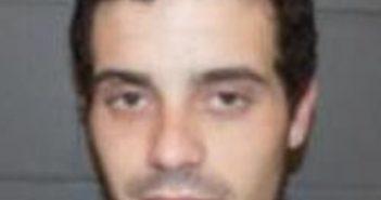 RYAN SMITH - 2017-08-13 16:45:00, Delaware County, New York - mugshot, arrest