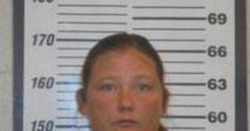 CRYSTAL AKERS - 2017-08-13 00:30:00, Montgomery County, North Carolina - mugshot, arrest