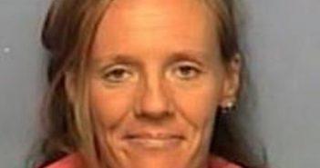 JAMIE ISBELL - 2017-08-13, Madison County, Arkansas - mugshot, arrest
