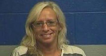 MELISSA BARKER - 2017-08-13 01:41:00, Grant County, Kentucky - mugshot, arrest