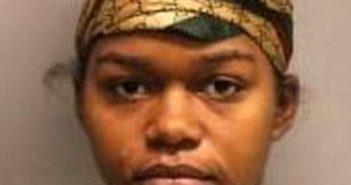 SHAKIYIAH TUCKER - 2017-08-14, Columbia County, New York - mugshot, arrest