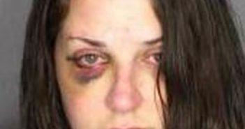 KATIE CASHMAN - 2017-08-14, Columbia County, New York - mugshot, arrest