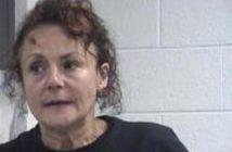 BUFFY CORNETT - 2017-08-14 21:59:00, Johnson County, Tennessee - mugshot, arrest
