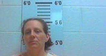 JENNIFER BULLARD - 2017-08-14 09:48:00, Dekalb County, Tennessee - mugshot, arrest