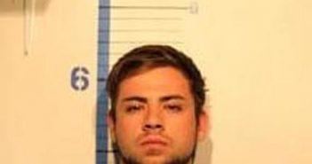 COLE MCNABB - 2017-08-15 11:40:00, Rockwall County, Texas - mugshot, arrest