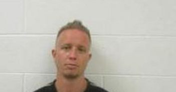 BRANDON BAKER - 2017-08-15 07:37:00, Wayne County, Tennessee - mugshot, arrest