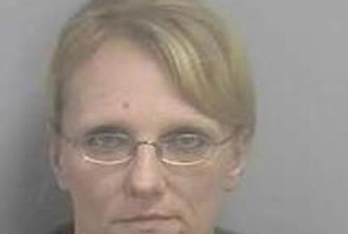 RHONDA HARRIS - 2017-08-15 15:01:00, Lee County, North Carolina - mugshot, arrest