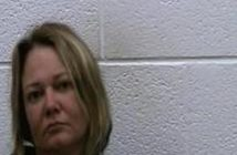 LORI BRADLEY - 2017-08-15 16:06:00, Rutherford County, North Carolina - mugshot, arrest