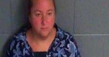 JENNIFER ROWELL - 2017-08-15 12:13:00, Adair County, Kentucky - mugshot, arrest