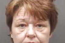 MICHELLE HESTER - 2017-08-15 15:33:00, Rowan County, North Carolina - mugshot, arrest