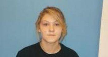 ASHLYN ESSARY - 2017-08-15 10:50:00, Cabot PD, Arkansas - mugshot, arrest