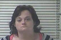 ANGELA PANNELL - 2017-08-16 16:44:00, Hardin County, Kentucky - mugshot, arrest