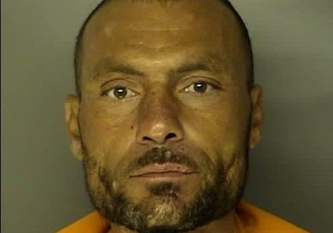 DAVIS, CHRISTOPHER CHAD - 2017-08-17 17:49:00, Horry County, South Carolina - mugshot, arrest