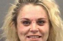 MEREDITH SIMMONS - 2017-08-18 22:34:00, Rowan County, North Carolina - mugshot, arrest