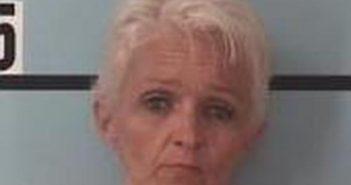 BARBARA BILES - 2017-08-19 21:39:00, Burke County, North Carolina - mugshot, arrest