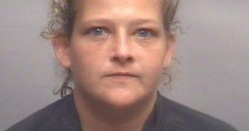 Pennington, Showna Leann - 2017-08-19, Forsyth County, North Carolina - mugshot, arrest