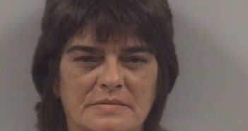 ANGELA NICHOLS RADFORD - 2017-08-19, Johnston County, North Carolina - mugshot, arrest