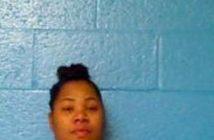 JANICE RUDD - 2017-08-20 01:15:00, Halifax County, North Carolina - mugshot, arrest