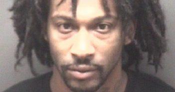 BORUM, CLARENCE ERVIN - 2017-08-20, Pitt County, North Carolina - mugshot, arrest