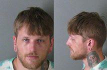 Crawford, Jordan Austin - 2017-08-20 12:13:00, Gaston County, North Carolina - mugshot, arrest