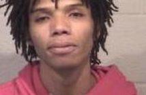 QUINTON HARRIS - 2017-08-20 06:57:00, Stanly County, North Carolina - mugshot, arrest