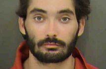 WASKY, DANIEL JOSEPH - 2017-08-21 21:11:00, Mecklenburg County, North Carolina - mugshot, arrest