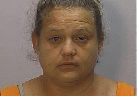 Sealey, Shannon Poe - 2017-08-21 22:45:00, Guilford County, North Carolina - mugshot, arrest