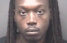 GORHAM, JAQUAN ROCKEL - 2017-08-21, Pitt County, North Carolina - mugshot, arrest