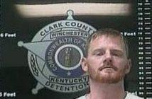 CHAD RENNER - 2017-08-21 12:23:00, Clark County, Kentucky - mugshot, arrest