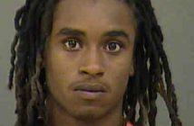 MILLER, XAVIER QUINTEL - 2017-08-21 11:42:00, Mecklenburg County, North Carolina - mugshot, arrest
