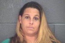 BARBARA COLEMAN - 2017-08-22 13:25:00, Pender County, North Carolina - mugshot, arrest