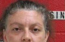 ANGELIQUE HARRIS - 2017-08-22 00:09:00, Swain County, North Carolina - mugshot, arrest
