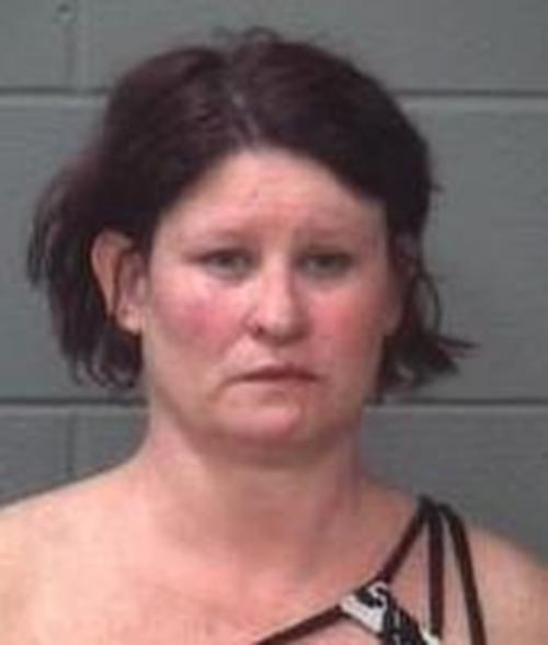 Brandy Tollett Mugshot Onslow County North Carolina 2017 08 24