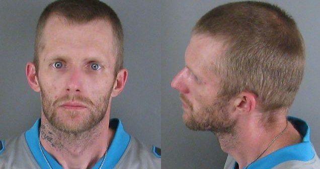 Smith, Michael Barney - 2017-09-08 22:09:00, Gaston County, North Carolina - mugshot, arrest