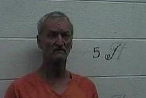 JAMES CHAMBERS - 2017-09-08 23:03:00, Crockett County, Tennessee - mugshot, arrest