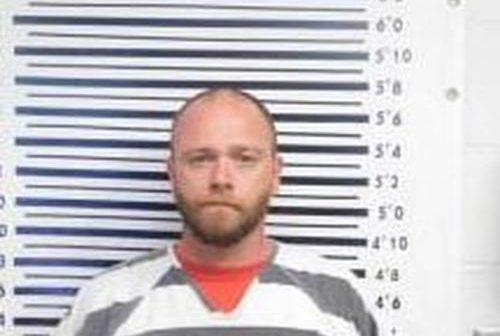 GLEN SHOWN - 2017-09-08 23:40:00, Union County, Tennessee - mugshot, arrest