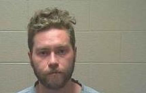 CHRISTOPHER GARVIN - 2017-09-08 20:10:00, Coffee County, Tennessee - mugshot, arrest