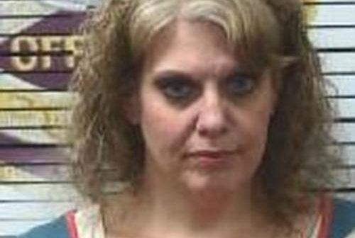 LISA WATSON - 2017-09-08 21:29:00, Polk County, Tennessee - mugshot, arrest