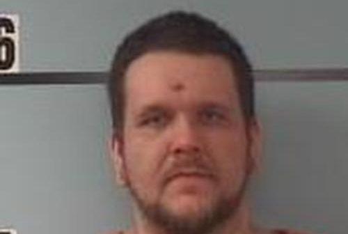 JESSE WILSON - 2017-09-08 22:00:00, Burke County, North Carolina - mugshot, arrest