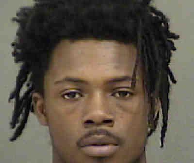 JONES, JAHVARR - 2017-09-08 20:00:00, Mecklenburg County, North Carolina - mugshot, arrest