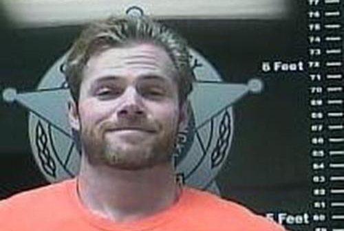 JORDAN ADAMS - 2017-09-08 22:35:00, Clark County, Kentucky - mugshot, arrest