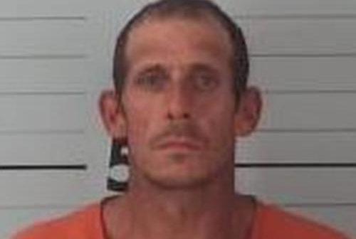 TODD OVERCASH - 2017-09-08 22:33:00, Burke County, North Carolina - mugshot, arrest
